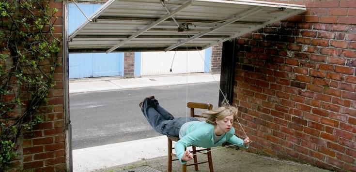 Katy Merrington, Hang Gliding (2005). Video still. Courtesy of the artist.