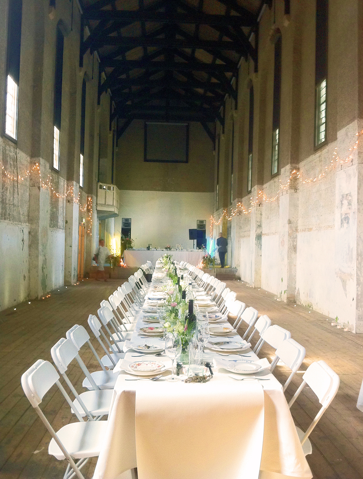 Cgp london the gallery by the pool venue hire for Garden rooms dilston