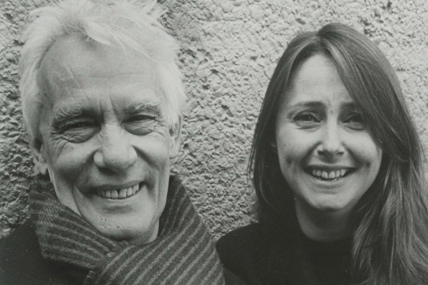 Ron Henocq & Judith Carlton