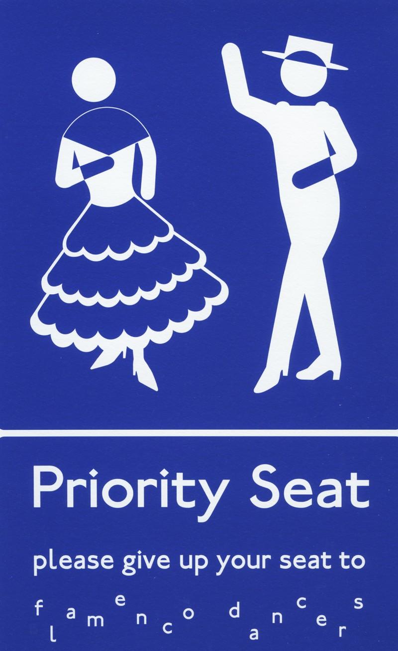 Ron Henocq Priority Seat