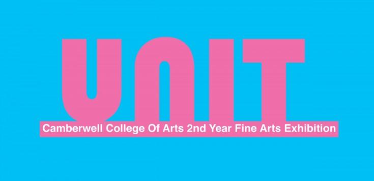 UNIT Exhibition flyer