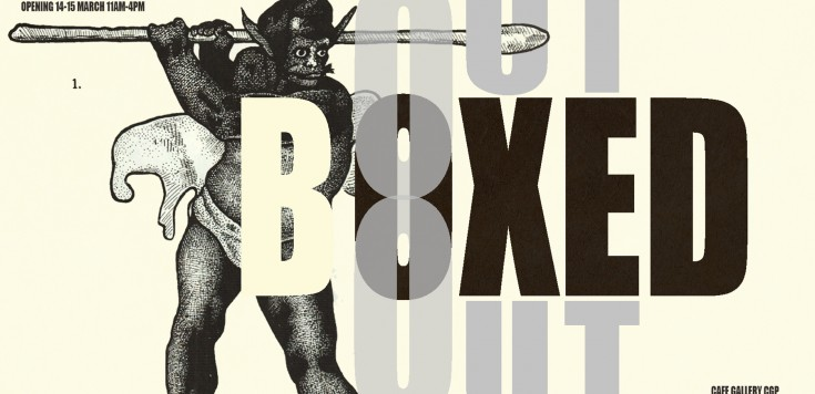 Boxed Out RCA Printmaking MA Year One