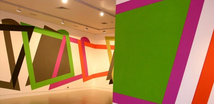 Vanessa Jackson, Throwing Shapes (2010). Vanessa Jackson 2010. Installation photograph by Miyako Narita.