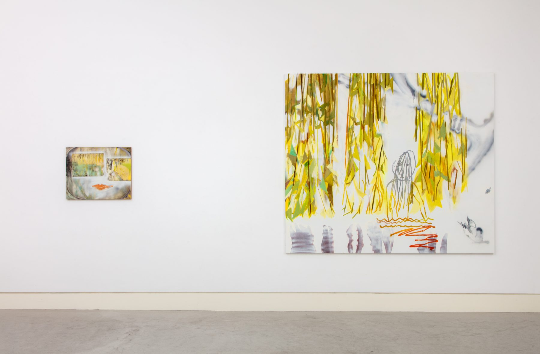 CGP London | The gallery by the pool | SARAH PICKSTONE