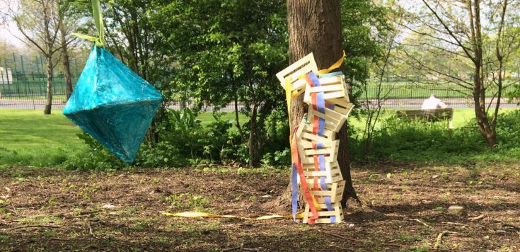 Flora Duley // Sculpture in the Park